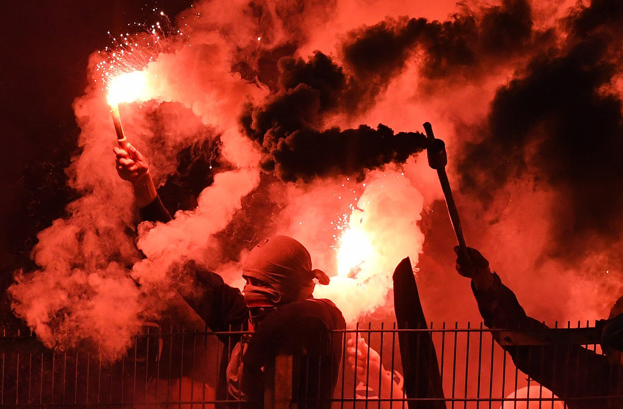 Bild zu Karlsruhe: Bundesweite Stadionverbote sind zulässig