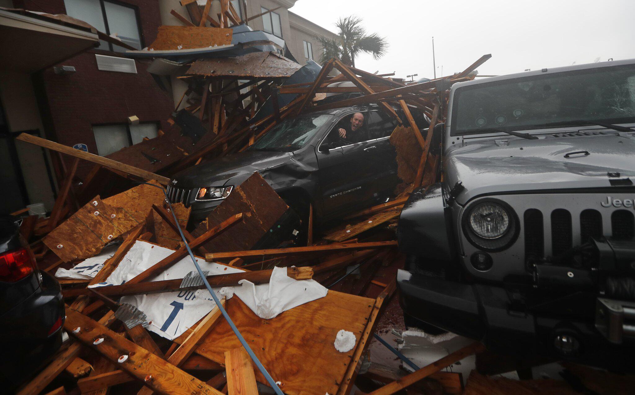 "Bild zu Hurrikan ""Michael"""