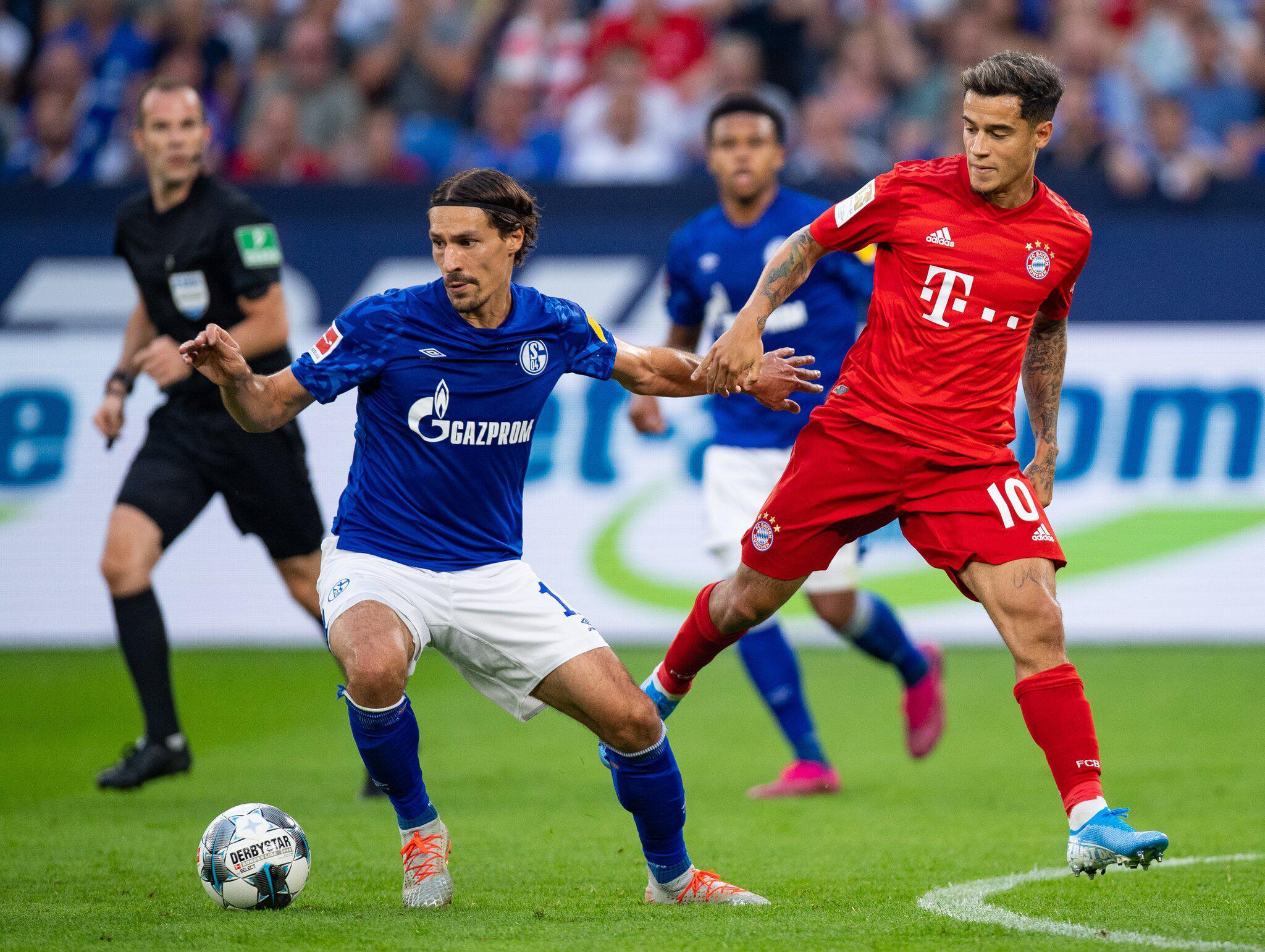 Bild zu FC Schalke 04 - Bayern Munich