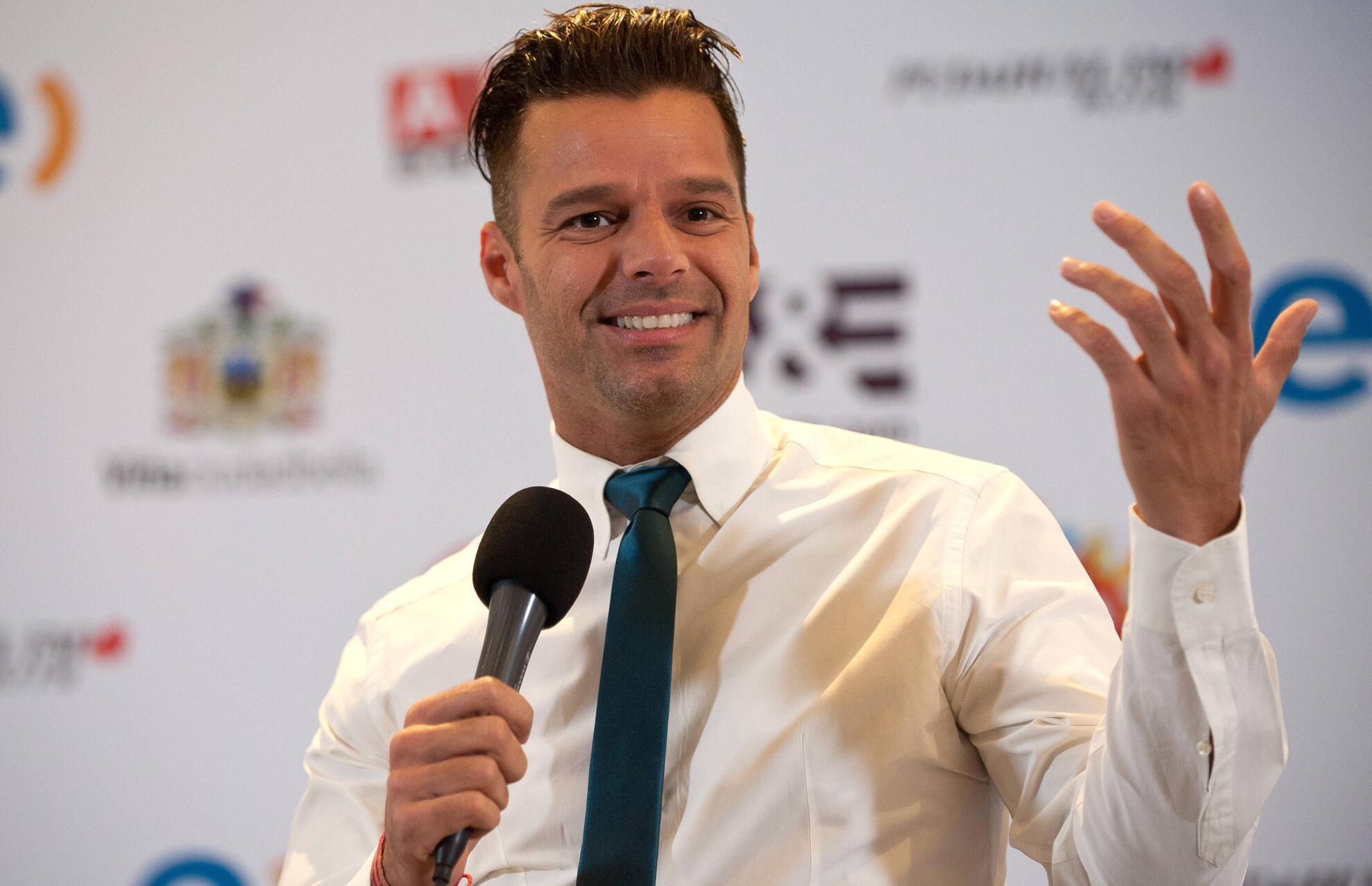 Bild zu Ricky Martin