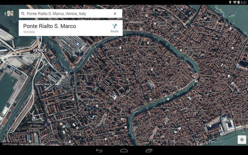 Bild zu Google Maps