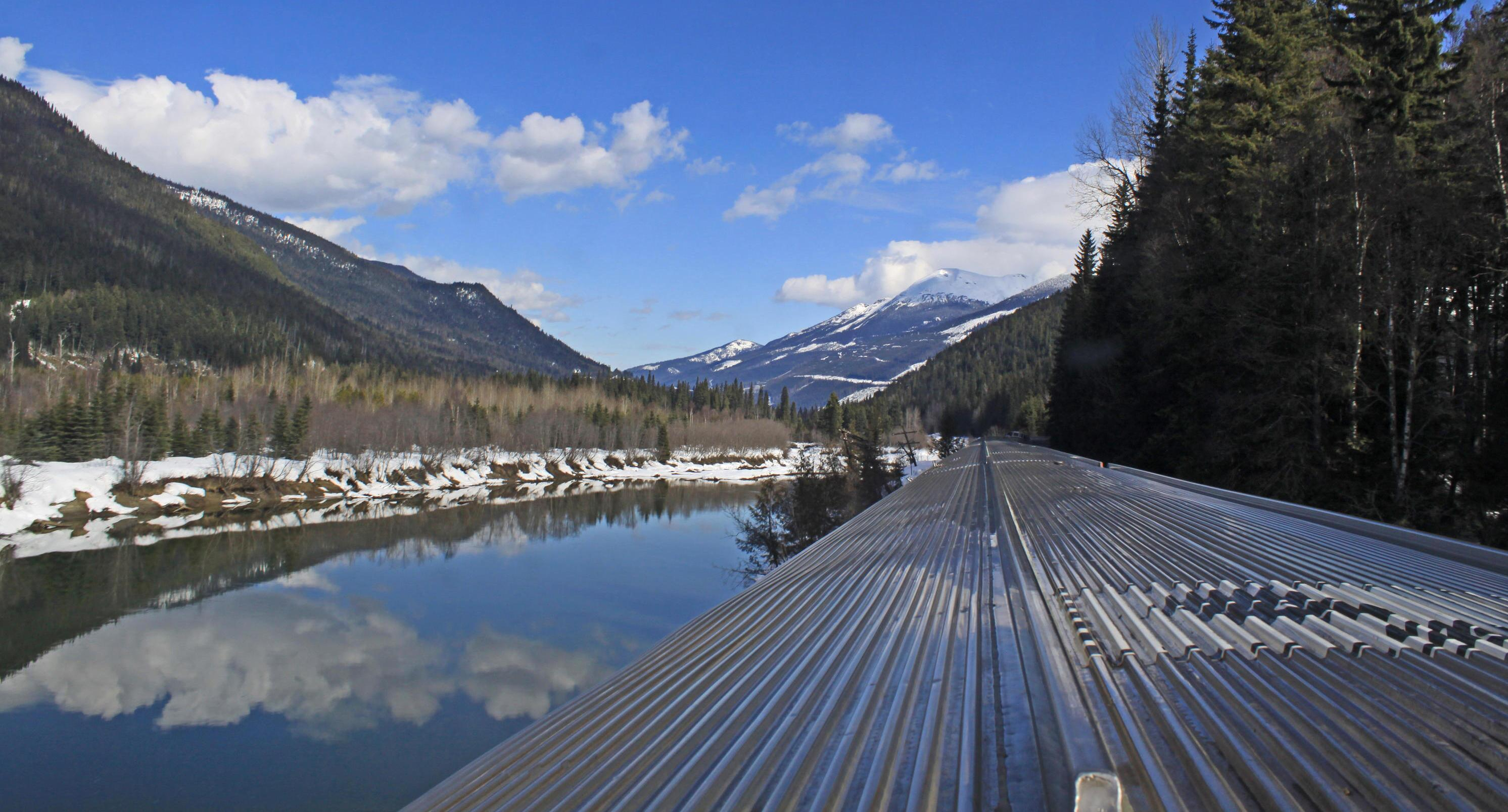 Bild zu Die kanadische Wildnis