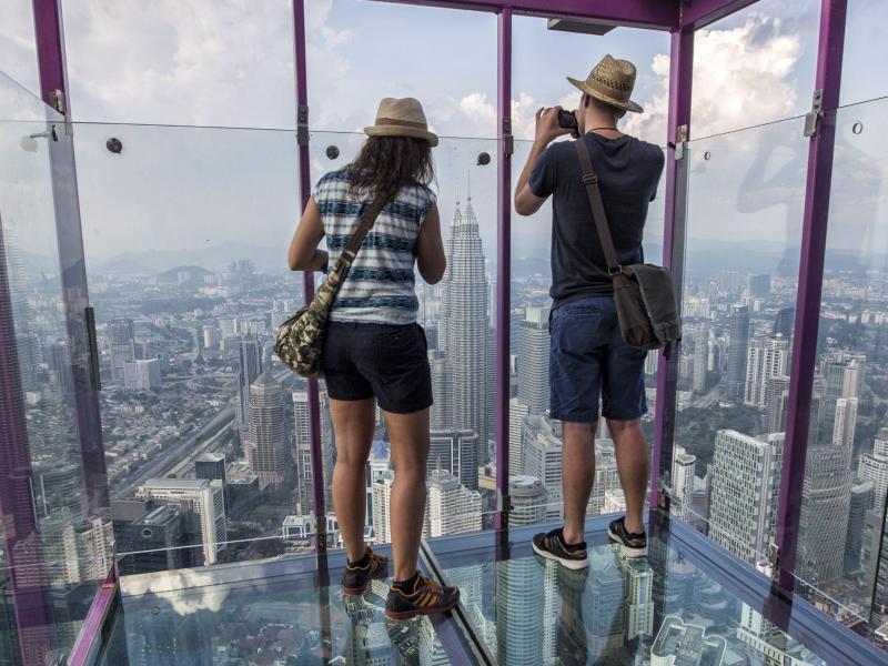 Bild zu Skybox in Kuala Lumpur