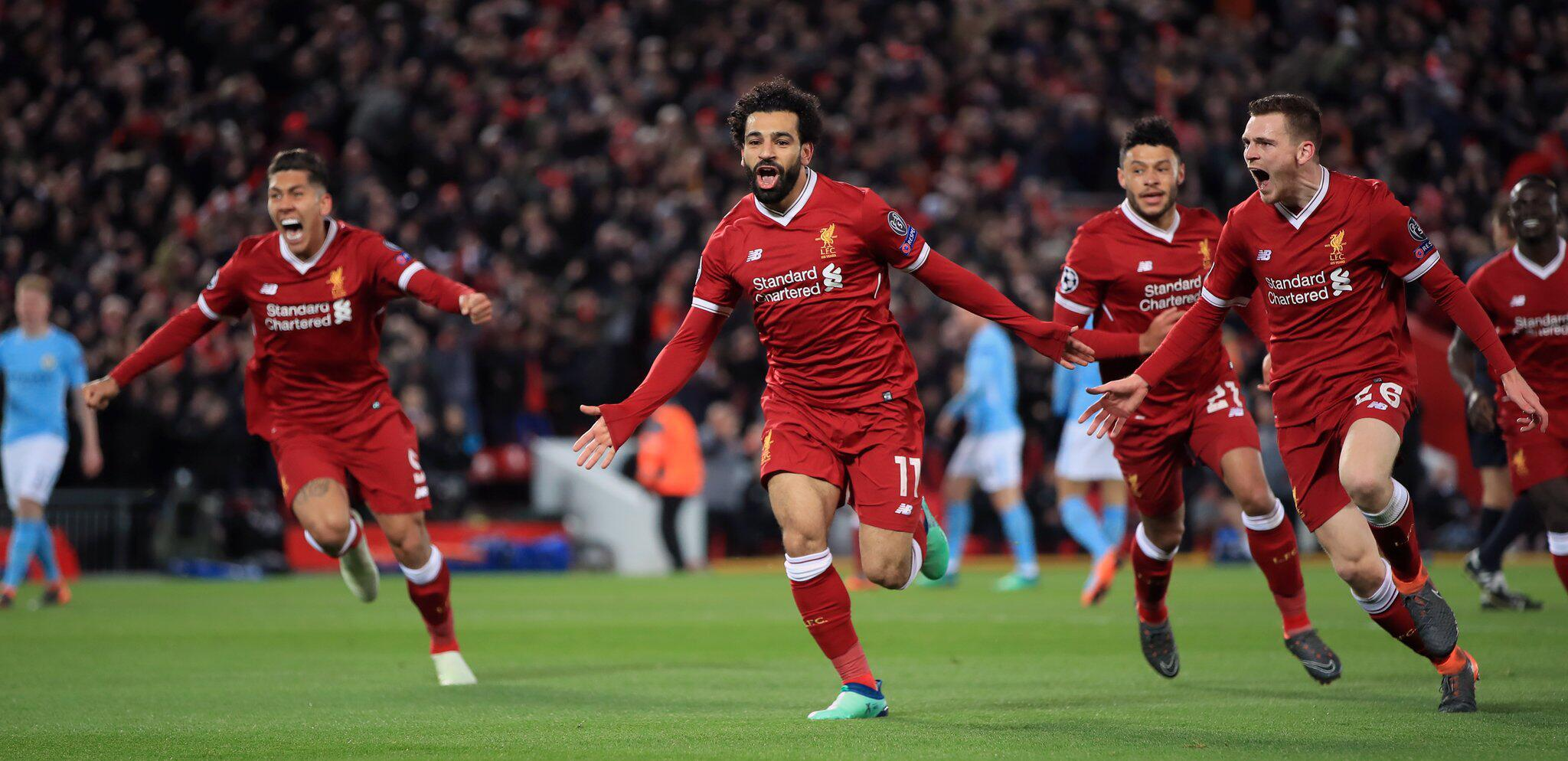 Bild zu FC Liverpool, Manchester City