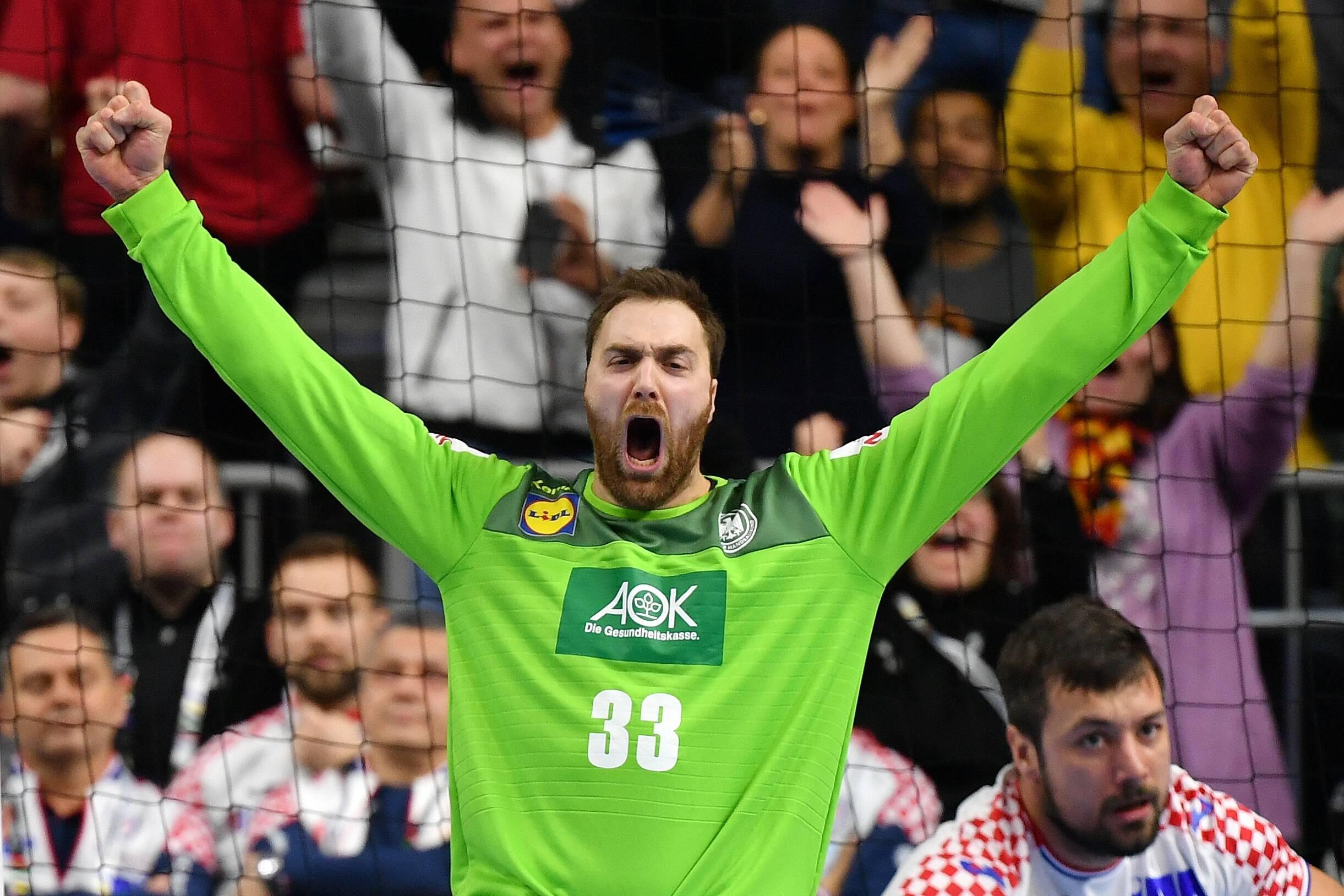 Handball-WM: Deutschland gewinnt gegen Spanien - und wird Gruppensieger