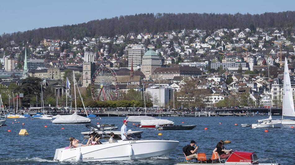 Teure Städte - Zürich