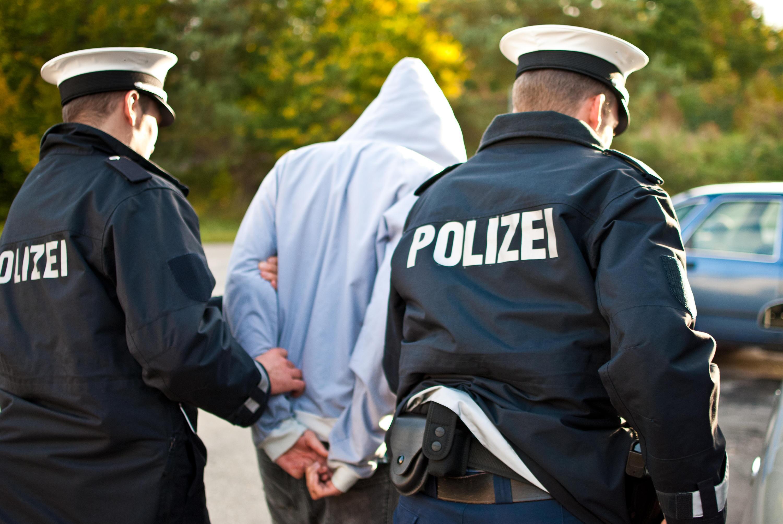 Bild zu Polizei, Linke, AfD, Wähler, Vertrauen
