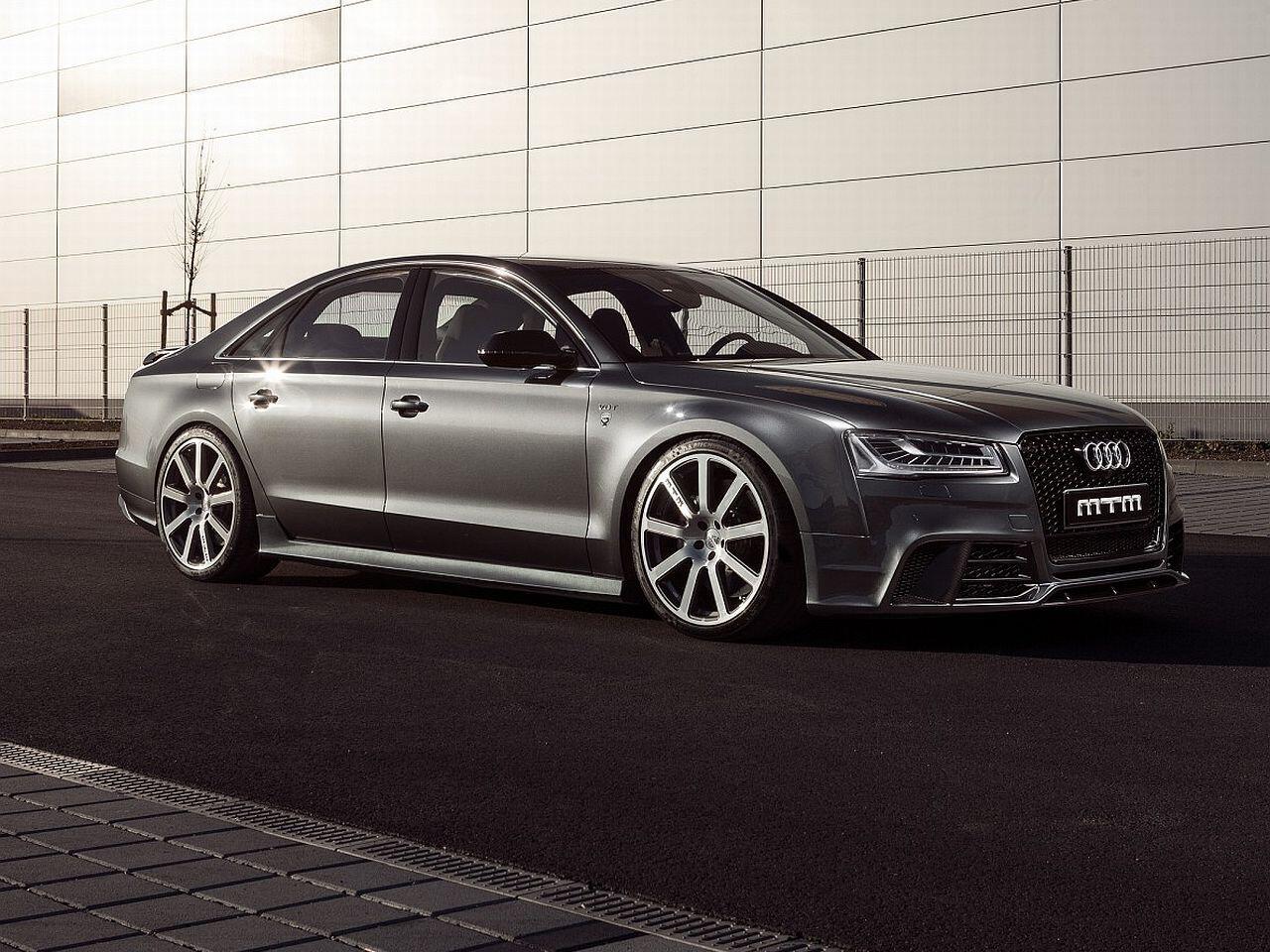 Bild zu MTM Audi S8 Talladega