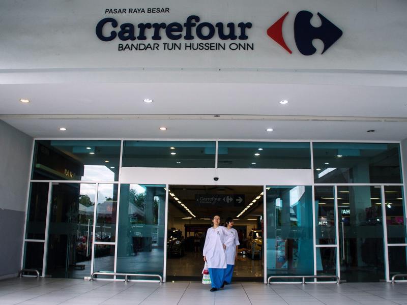 Bild zu Carrefour