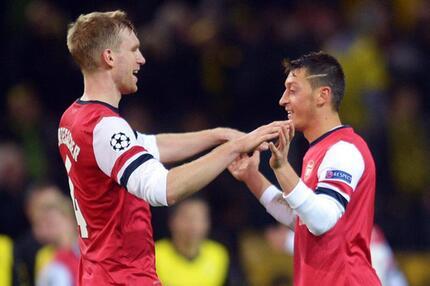 Arsenal-Duo