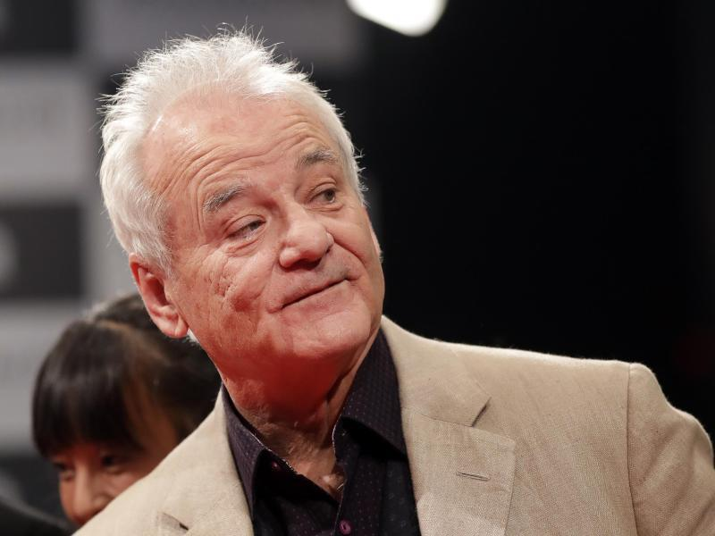 Bild zu Bill Murray