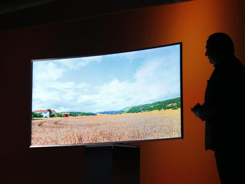 Bild zu Samsung SUHD TV