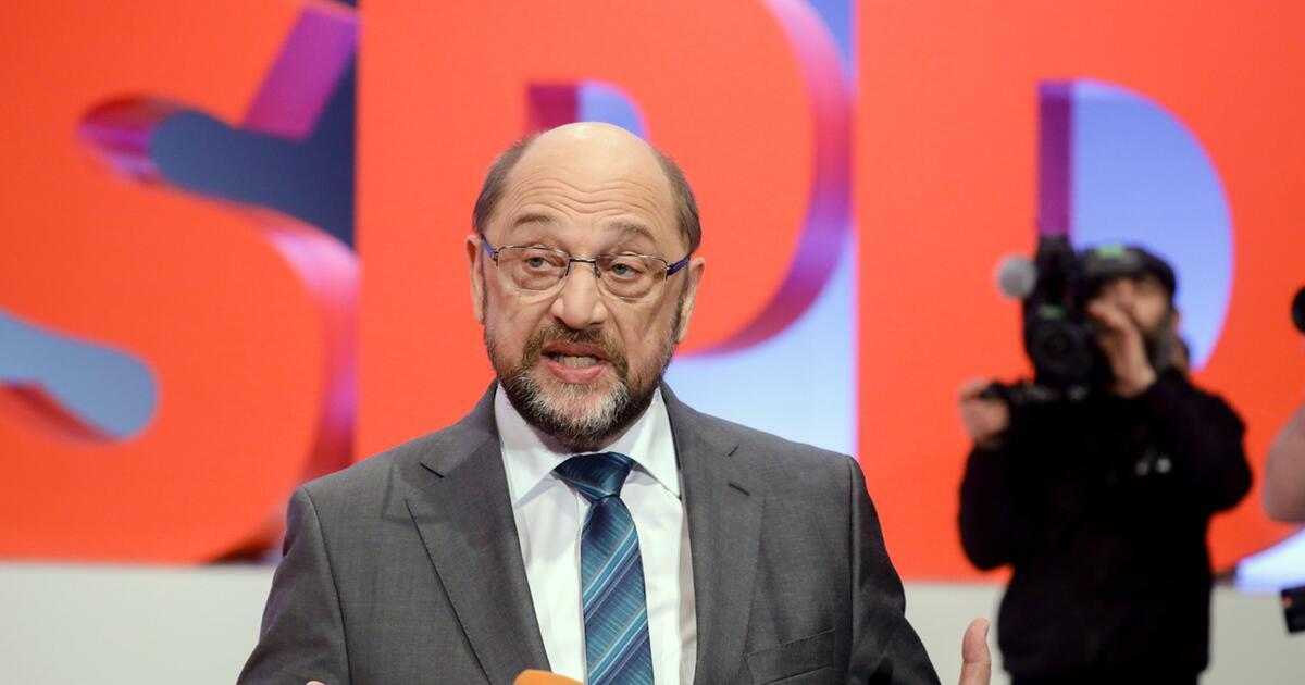 Parteitag Der SPD Ja Zu Koalitionsverhandlungen Ist Die