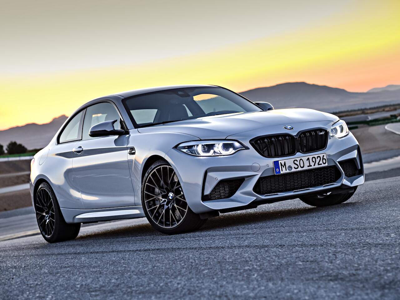 Bild zu BMW M2 Competition