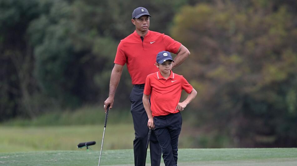 Golf: PNC Championship