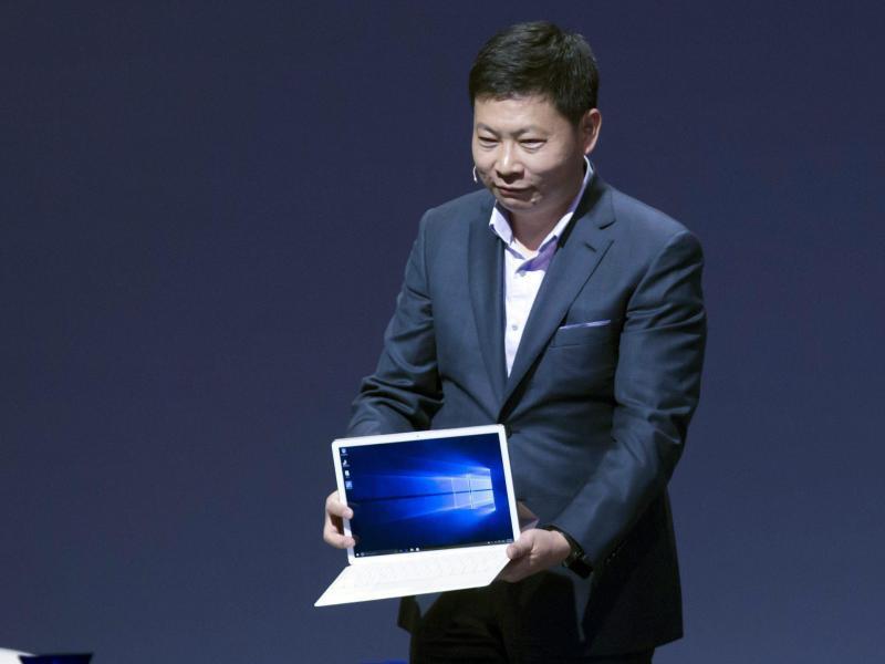 Bild zu Huawei-MateBook
