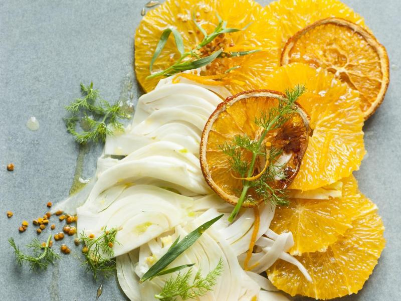 Bild zu Fenchel mit Orangen