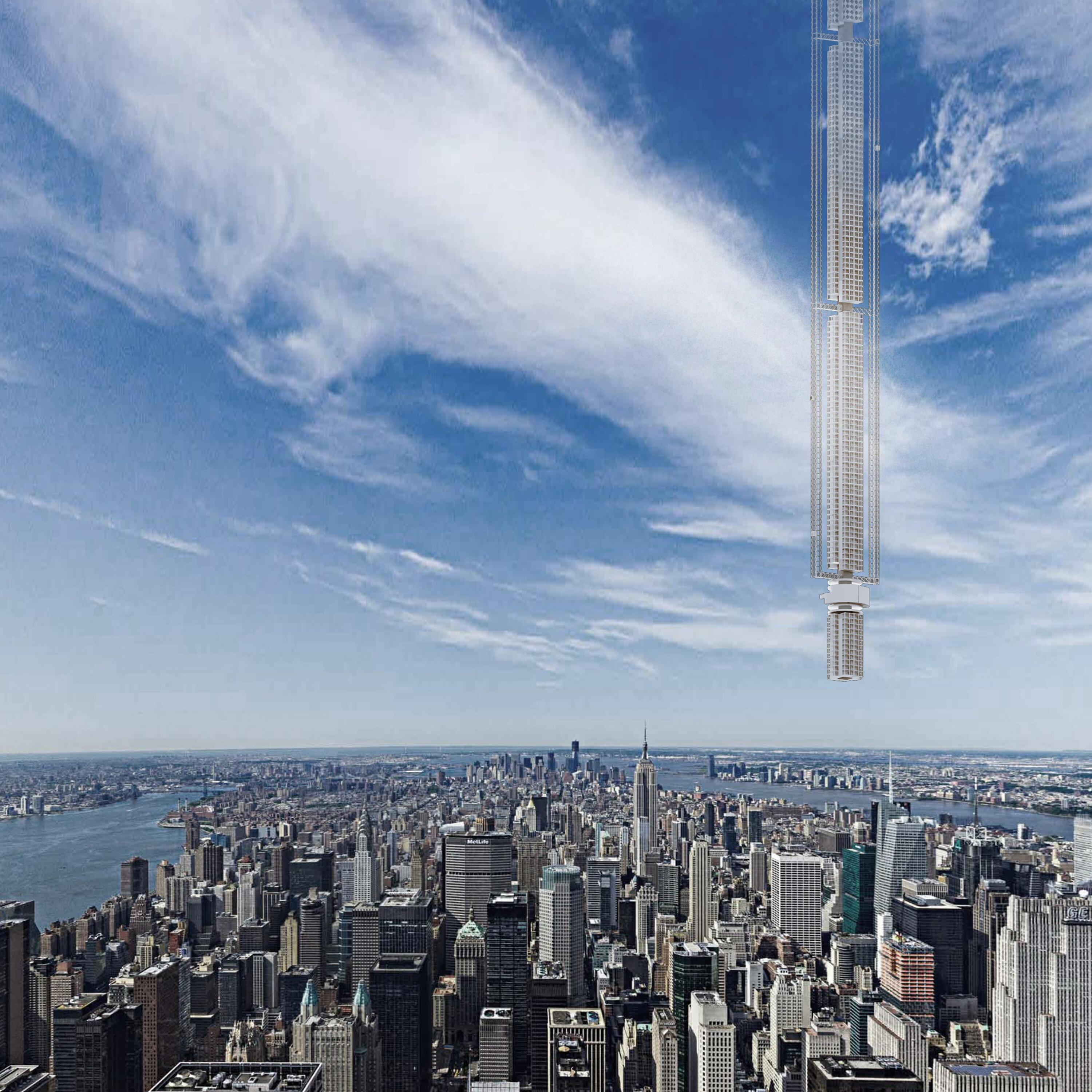 Bild zu Analemma Tower
