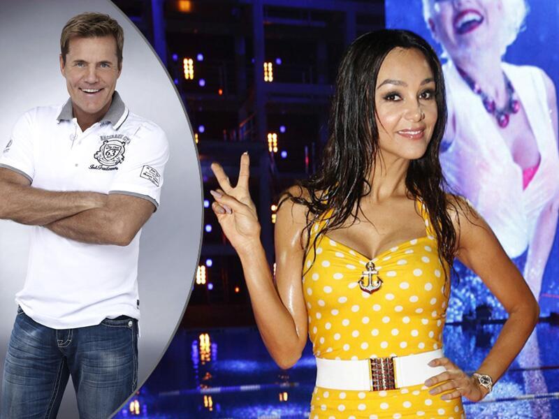 Bild zu Dieter Bohlen und Verona Pooth vereint in einer Jury?
