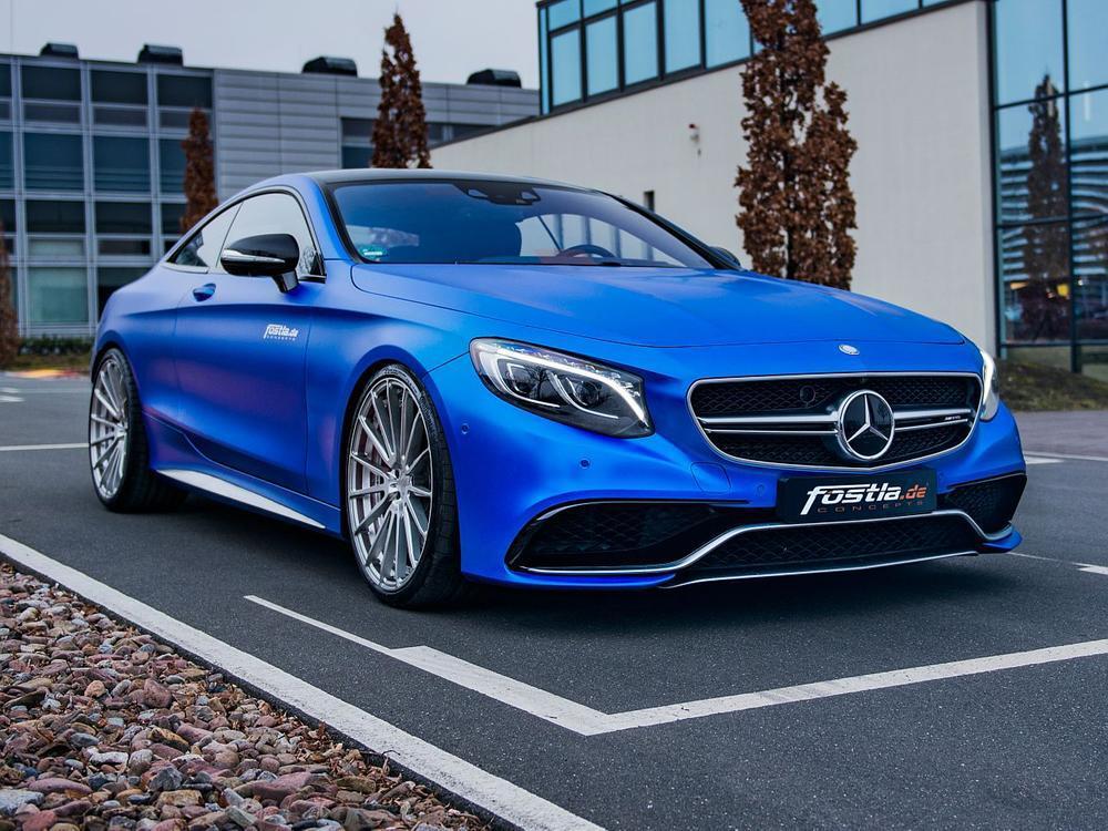 Bild zu Der Mercedes-Benz AMG S 63 by fostla.de