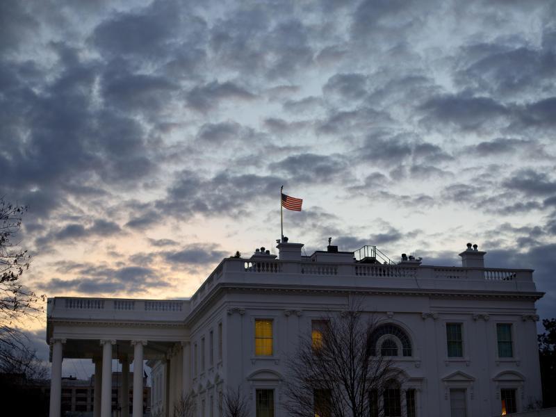 Bild zu Das Weiße Haus