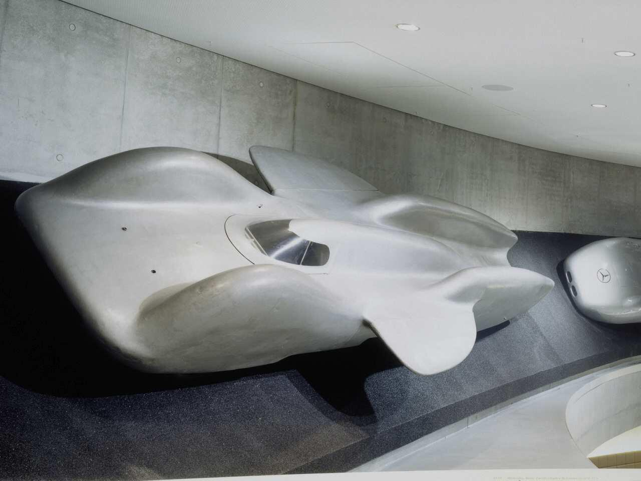 Bild zu Rekordwagen Mercedes-Benz T 80