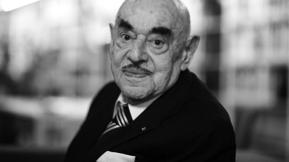 Artur Brauner gestorben