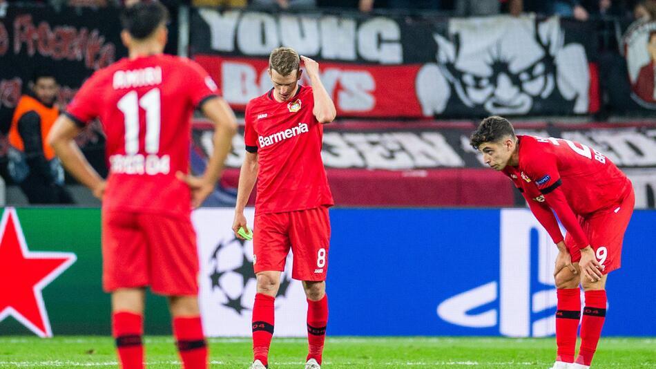 Bayer Leverkusen - Lokomotive Moskau