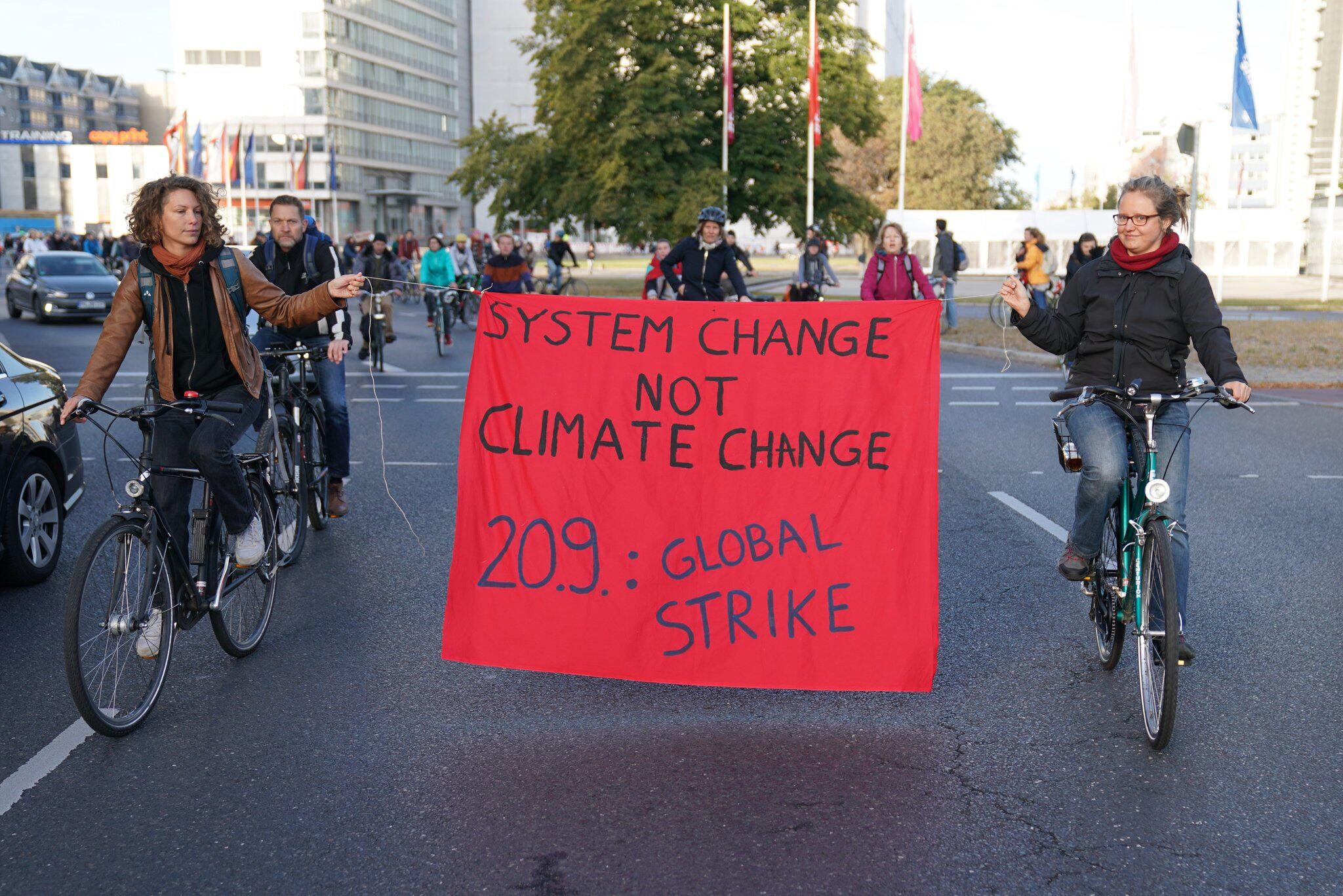 Bild zu Global climate strike - Berlin