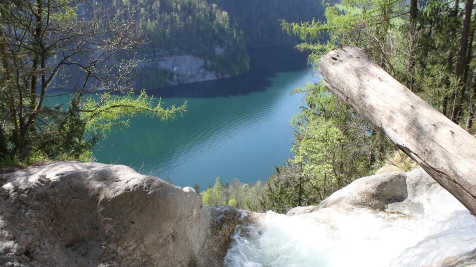 Königsbach-Wasserfall