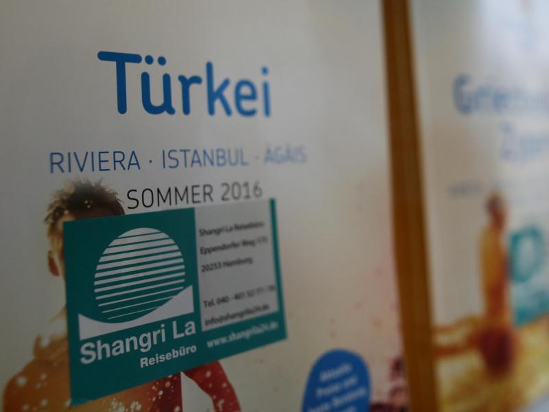 Bild zu Reiseprospekte für Türkeireisen