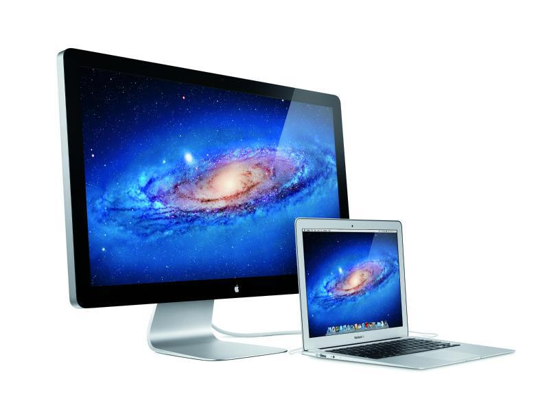 Bild zu Apple Thunderbolt-Display