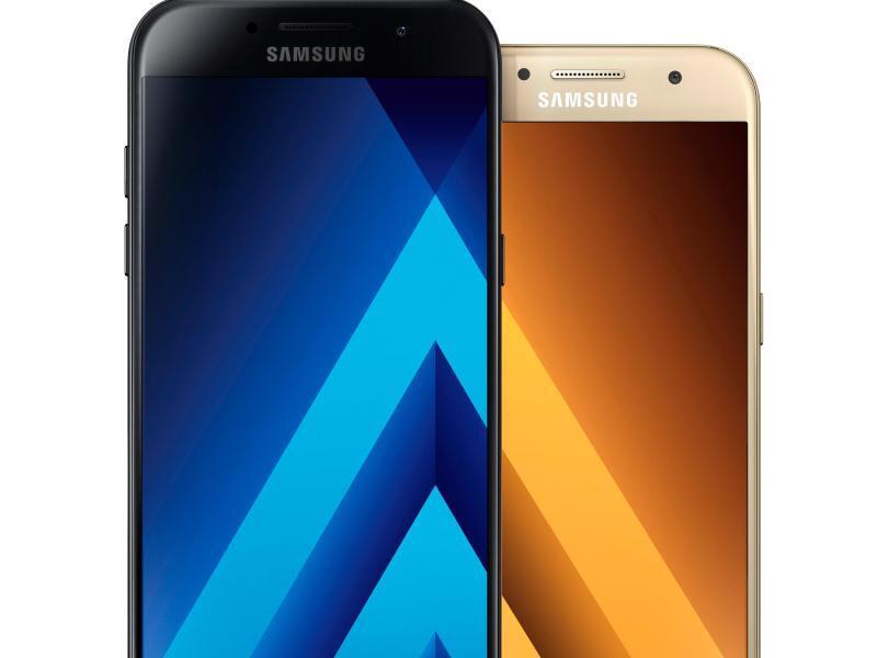 Bild zu Samsung Galaxy A5 und Galaxy A3