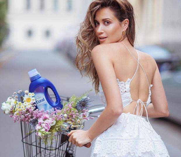 Bild zu Stars, die mit Waschmittel werben
