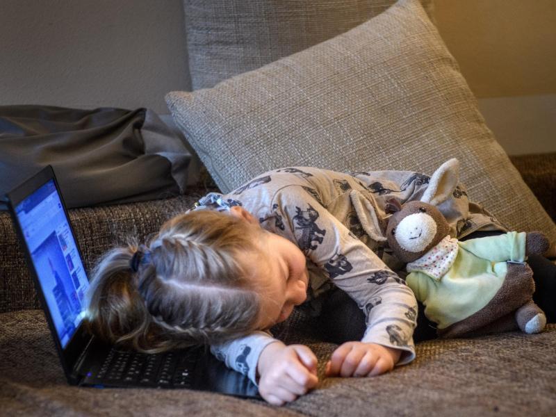 Bild zu Kind und PC