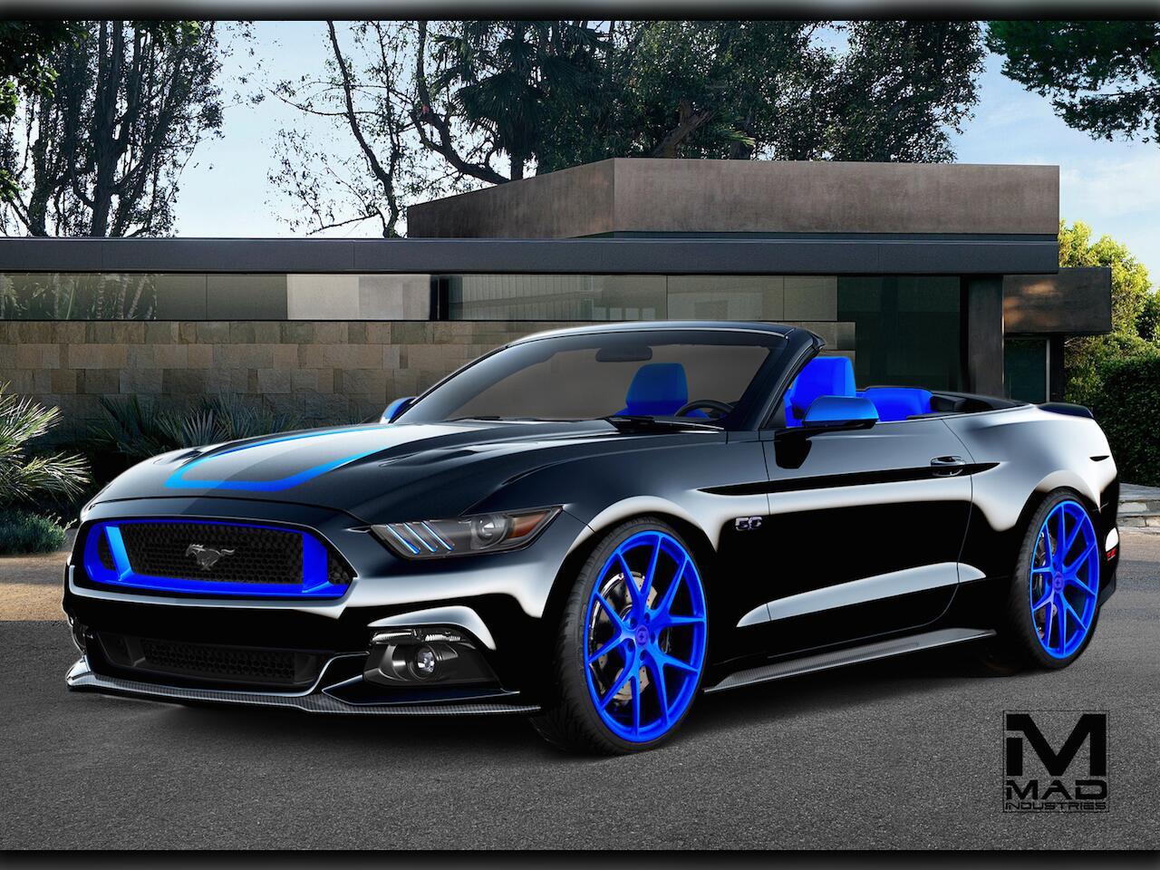 Bild zu Ford Mustang von Mad Industries