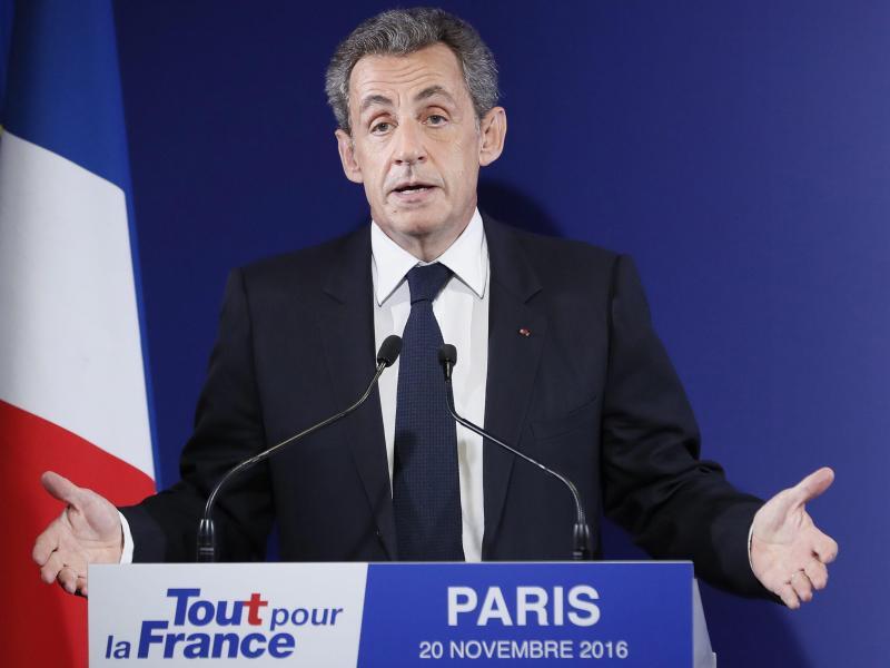 Bild zu Nicolas Sarkozy