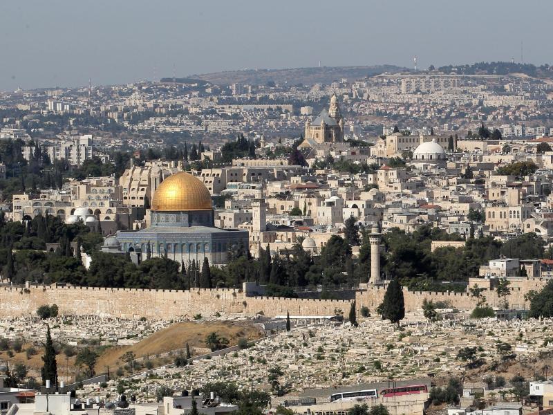 Bild zu Jerusalem