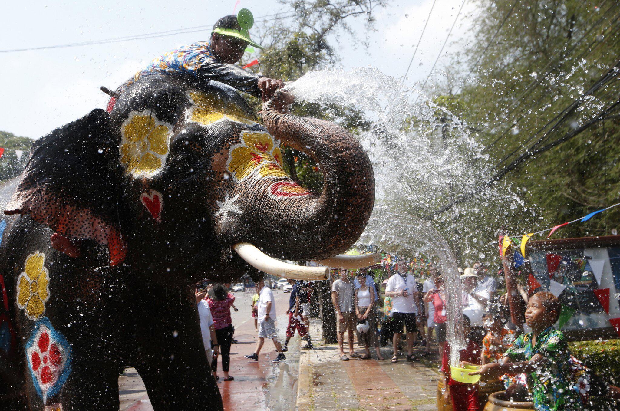 Bild zu Neujahr in Thailand