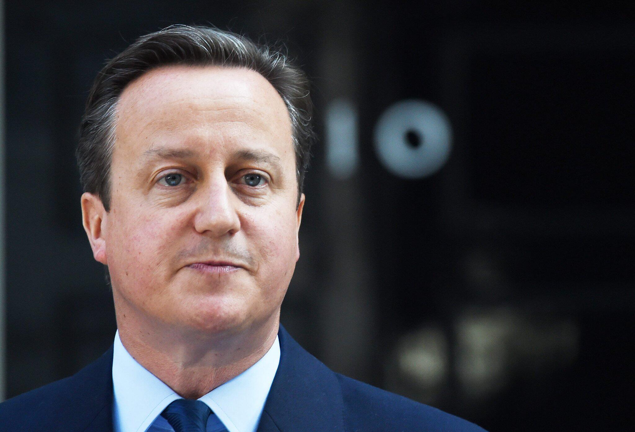 Bild zu Ex-Premier Cameron