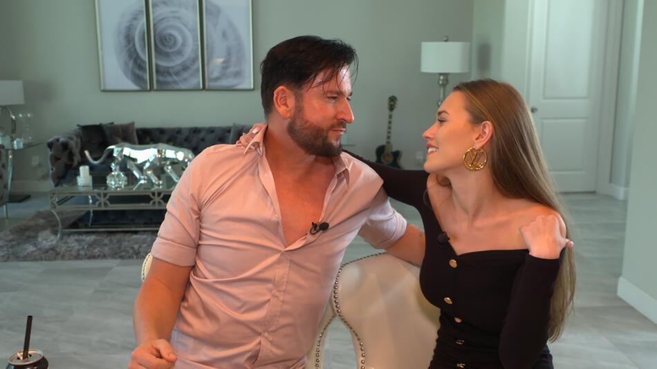 Der Wendler und seine Laura erklären in ihrer eigenen Doku, dass die Liebe echt ist.