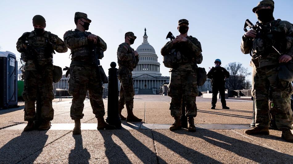 Hinweise auf möglichen erneuten Angriff auf Kongress