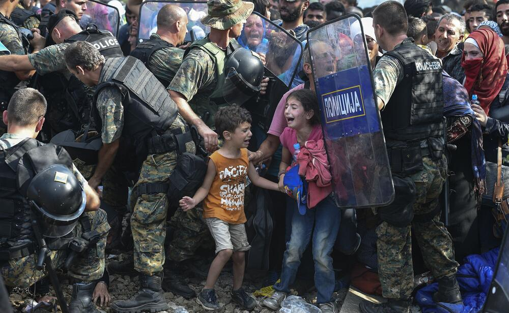 UNICEF Foto des Jahres 2015