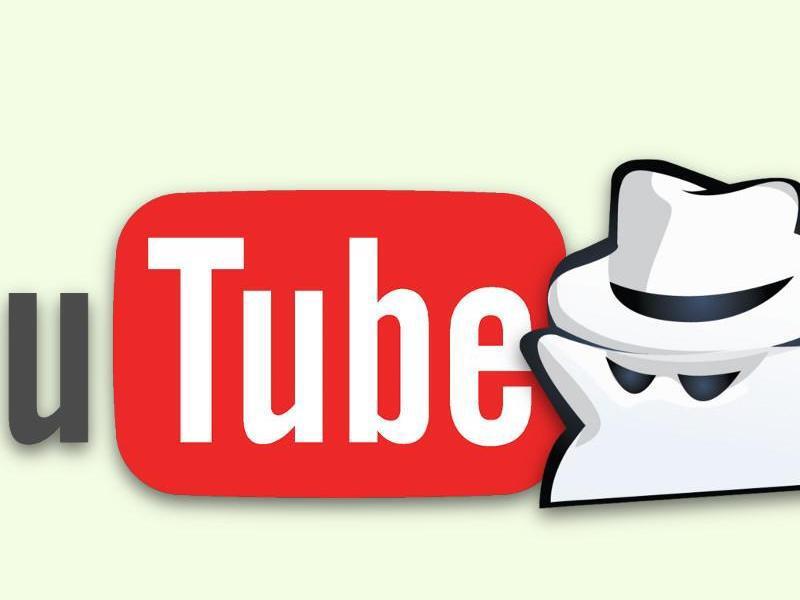 Bild zu Spurenbeseitigung bei Youtube
