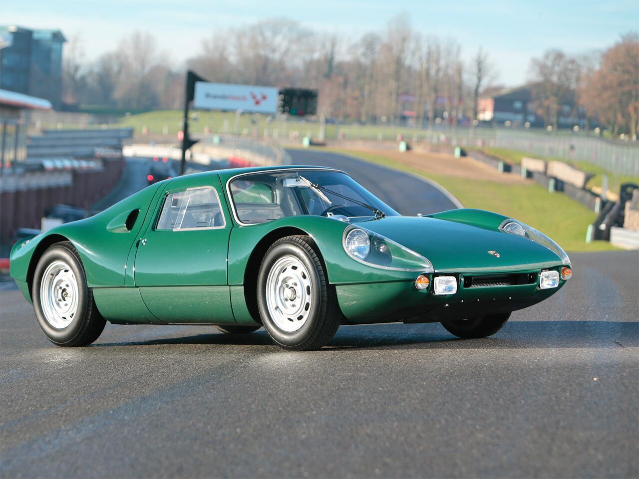 Bild zu 1964 Porsche 904 Carrera GTS