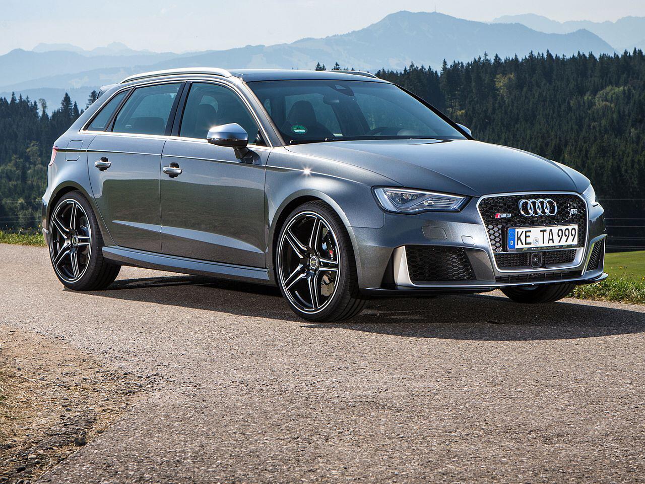Bild zu Audi RS 3 von Abt