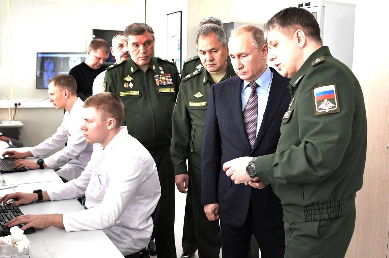 Aufrüstung: Russland will neue Waffen mit höherer Reichweite entwickeln