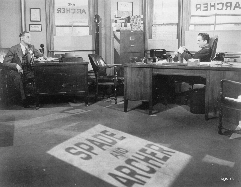 Bild zu Humphrey Bogart