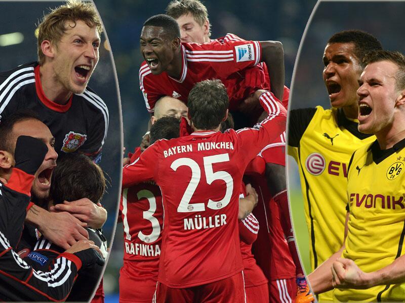 Bild zu Bundesliga-Vorschau