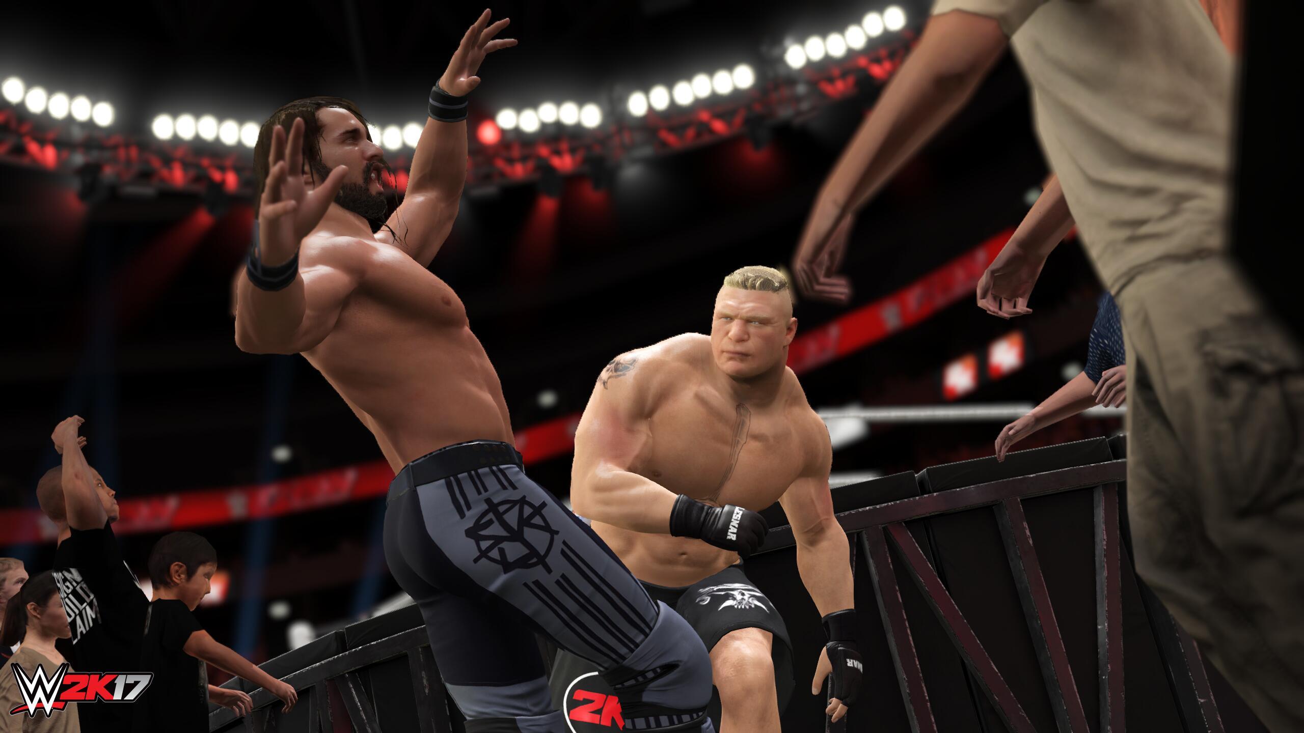 Bild zu WWE2K17